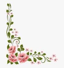 marcos vector fl flores png vector