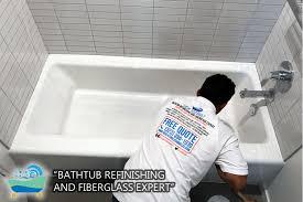bathtub reglazing los angeles