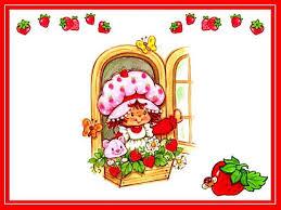 hd wallpaper cartoon cute strawberry