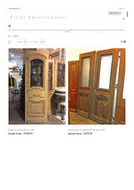 antique doors vintage doors antique entry and interior doors