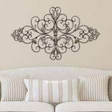 stratton home decor ornate scroll metal wall decor on silver metal scroll wall art with metal art wall decor home decor kohl s