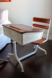 desk child school desk old fashioned school desk with attached chair amazing child school desk
