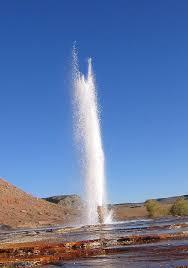 how do geysers form crystal geyser wikiwand