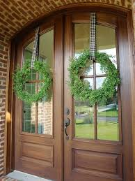 front door wreaths diy
