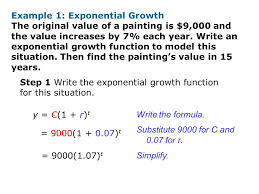 example 1 exponential growth