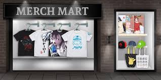 Merch Mart - All New Merchandise, Including Granbelm and Naruto!