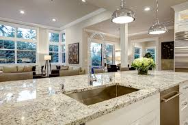 before you polish or seal your countertops you will want to make sure that they are clean a proper granite cleaner will not contain any harsh chemicals