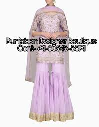 Best Designer Suits In Chandigarh Best Punjabi Suits Boutique In Chandigarh Punjaban