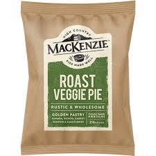 FreshChoice Roslyn - Mackenzie Roast Veggie Pie 210g