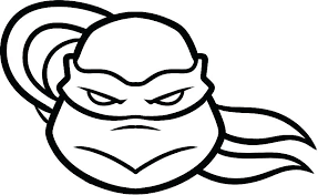 Coloring Pages For Kids Teenage Mutant Ninja Turtles Coloring Page