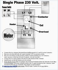 magnetic starters pressauto net capacitor start capacitor run single phase induction motor at Capacitor Start Run Motor Wiring Diagram