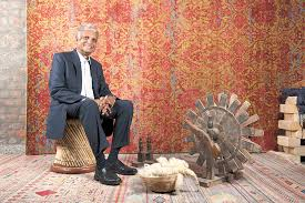 jaipur rugs nand kis chaudhary a rugs to riches story