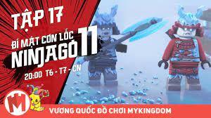 BÍ MẬT CƠN LỐC NINJAGO - Phần 11 | Tập 17: Người Đốt Lửa - Phim Ninjago  Tiếng Việt - XanhSky - Bầu trời xanh
