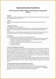 Partnership Contracts Template Tuition Reimbursement Contract Template Fresh Partnership Contracts 23