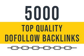 Create 5000 quality dofollow backlinks by Dj_backlinks | Fiverr