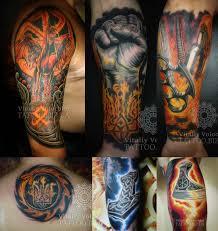 татуювання в киеве цена фото віталій волочко мастер тату