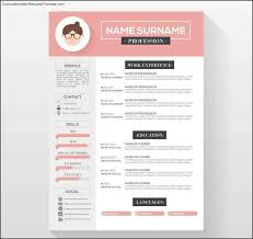 Creative Sample Of Resume