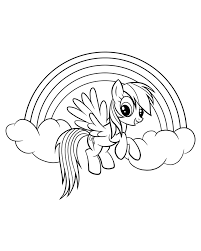 rainbow dash coloring pages 19 with rainbow dash coloring pages coloring book