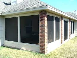 screened in patio cost. Covered Porch Cost Per Square Foot Lovely Screened In Patio For Remarkable Decoration .