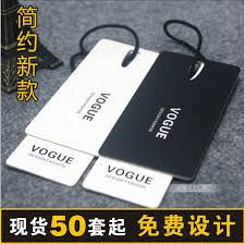 Clothing Tag Label Design Usd 3 98 Tag Custom General Spot New Goods Back Clothes Tag