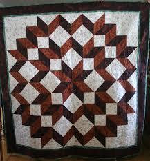 Carpenter's Star | Quilt patterns free, Star quilt patterns and ... & Barn quilts · carpenter star quilt pattern free ... Adamdwight.com