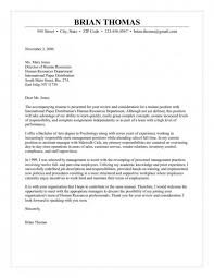 Human Resources Associate Cover Letter Throughout Hr Cover Letter
