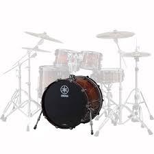 yamaha live custom. yamaha live custom 18x14 bass drum amber shadow sunburst