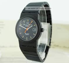 Iwc Sl Design Iwc Sl Design Damenuhr 26mm Ref 4507 Titan Schwarz