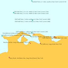 Port Jefferson Harbor Entrance Long Island New York Tide Chart