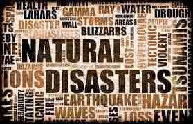 """Résultat de recherche d'images pour """"liste des catastrophes naturelles dans le monde"""""""