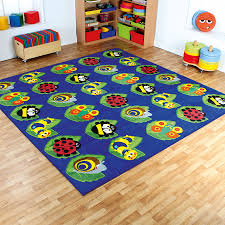 back to nature square floor mat l3 x w3m small