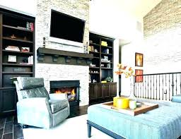 tv above mantel fireplace mantel with above fireplace without mantle stacked fireplace mantel height with above tv mantelmount