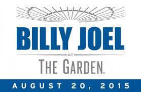 billy joel unprecedented 20th madison square garden show august 20 2016