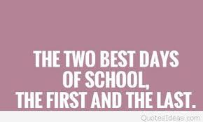 Quotes For School Unique First Day Of School Quotes Pictures Sayings Cartoons 48