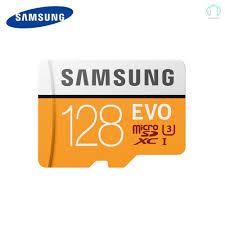 Thẻ Nhớ Samsung Evo 128gb 100mb / S Class10 U3 U1 Sdxc tại Nước ngoài