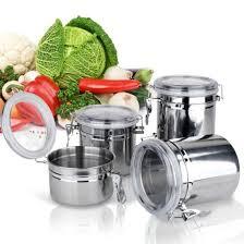 seal premium kitchen container set