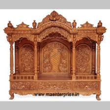 indian temple designs for home. wooden carved temple pooja mandir for home indian designs p