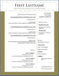 Resume 101 - Resume Templates