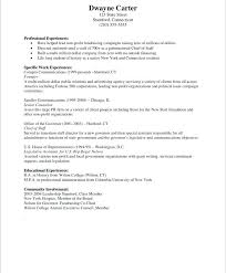 chief of staff resume old version political chief of staff resume