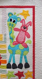 Applique Baby Quilt Patterns Best Decoration