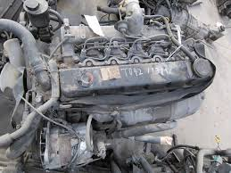 Used]Engine TD42 2WD MT NISSAN Civilian - BE FORWARD Auto Parts