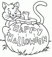 Small Picture Halloween coloring pages pdf 8 Nice Coloring Pages for Kids