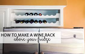 wine rack cabinet above fridge. Wine Rack Cabinet Above Fridge Photo - 8 K