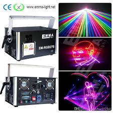 rgb multi colors ilda laser light dj programmable 5 watt rgb laser projector laser dmx advertising projector disco party lights party laser lights party
