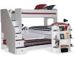 Trifecta Loft Bunk Bed Bedroom Furniture Beds