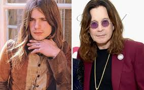Ozzy osbourne now 'breathing on his own' after pneumonia scare. Ozzy Osbourne Then And Now Ozzy Osbourne Celebrities Celebs