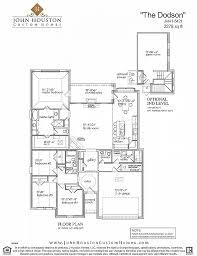 houston custom home builders floor plans cool ennis house floor plan best inspiration home