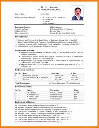 Biodata For Job Application Biodata Format Job Application Filename Example Of