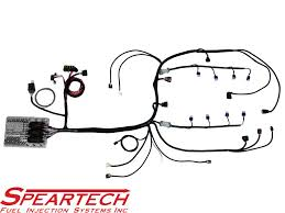 how to make a stand alone lt1 wiring harness how speartech gen 5 lt1 stand alone control system available ls1tech on how to make a stand 96 lt1 wiring harness