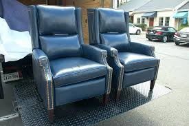 light blue leather recliner sofa get the best sofas market reclining lighting amazing stylish navy unique recli